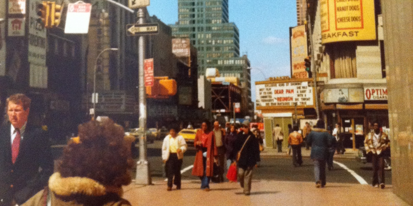 Great Gritty 80's New York City Pictures